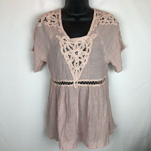 Anthropologie Solitaire Top M